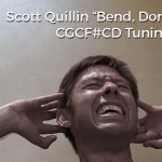Open Tuning CGCF#CD – Key Of D# Major