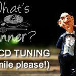 Open Tuning FADFCD – Key Of F Major