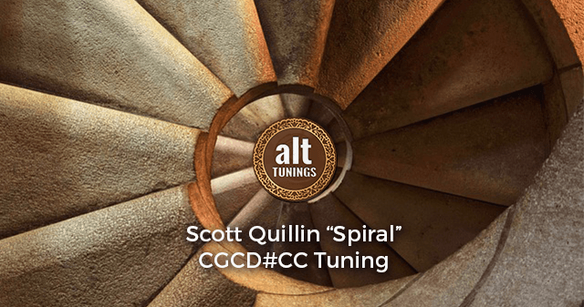 Open Tuning CGCD#CC – Key Of D# Major