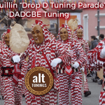 Drop D Tuning – DADGBE In D Major
