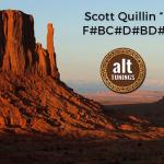 Open Tuning F#BC#D#BD# – Key Of F# Major